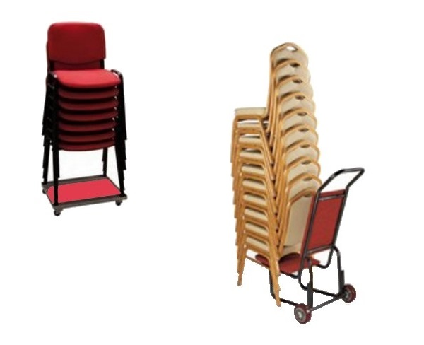 chariot pour chaise